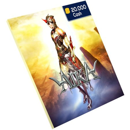 Pc Game - Aika 20.000 Cash Ongame