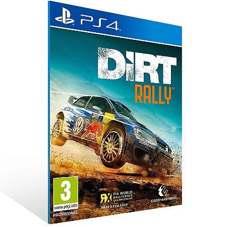 PS4 - DiRT Rally - Digital Código 12 Dígitos US