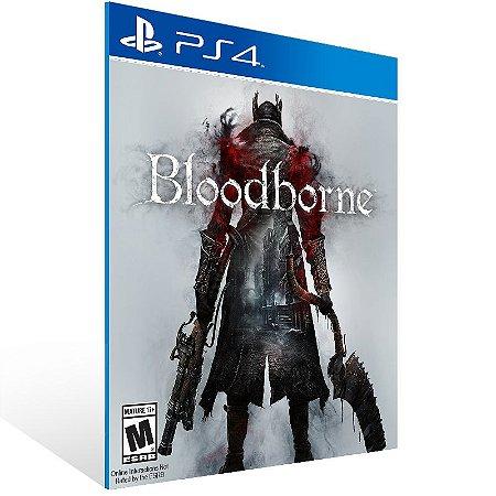 Ps4 - Bloodborne - Digital Código 12 Dígitos US