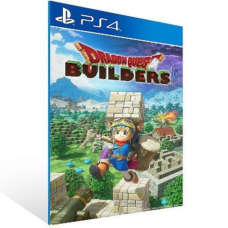 Ps4 - Dragon Quest Builders - Digital Código 12 Dígitos US
