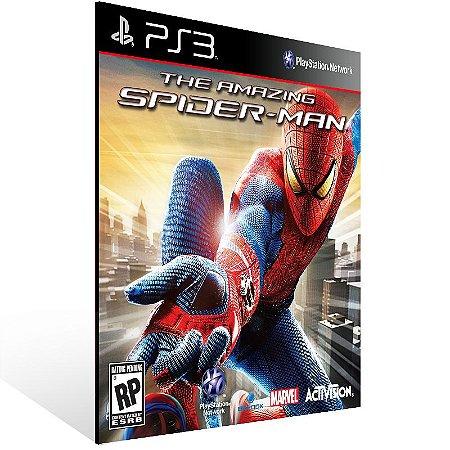 Ps3 - The Amazing Spider-Man Gold Edition - Digital Código 12 Dígitos US