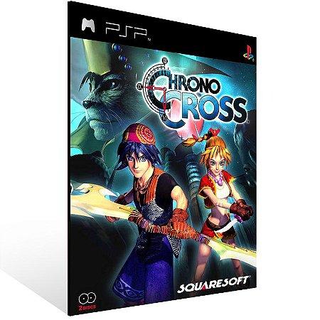Psp - CHRONO CROSS (PSOne Classic) - Digital Código 12 Dígitos US