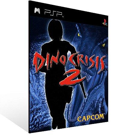 PSP - Dino Crisis 2 (PSOne Classic) - Digital Código 12 Dígitos US