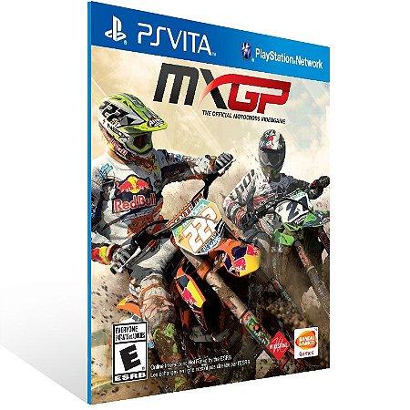 Ps Vita - MXGP - The Official Motocross Videogame - Digital Código 12 Dígitos US