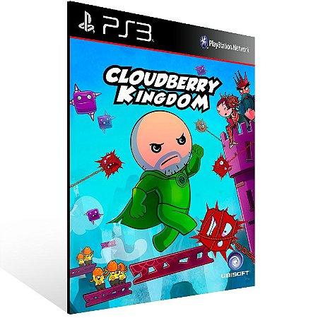 Ps3 - Cloudberry Kingdom - Digital Código 12 Dígitos US