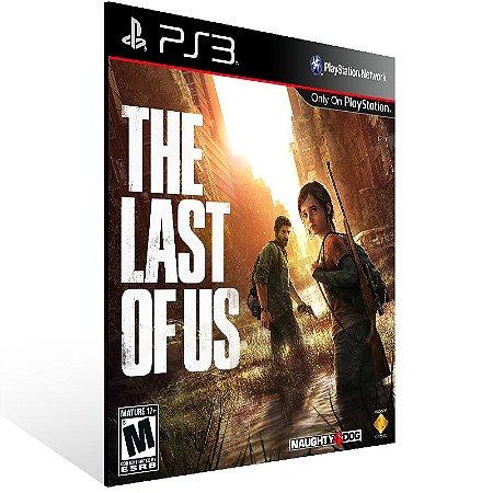 Ps3 - The Last Of Us - Digital Código 12 Dígitos US