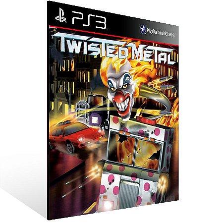 Ps3 - Twisted Metal (PSOne Classic) - Digital Código 12 Dígitos US