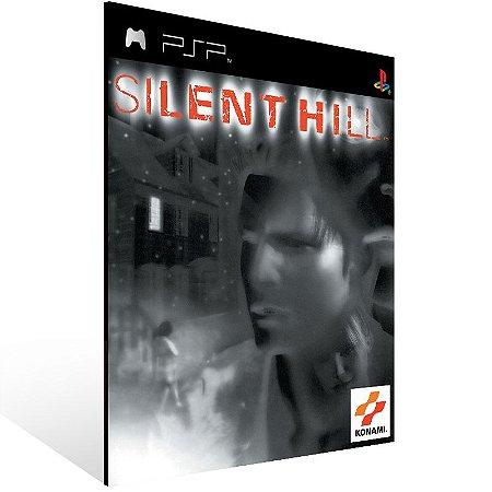 Psp - Silent Hill - Digital Código 12 Dígitos US