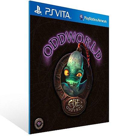 Ps Vita - Oddworld: Abe's Oddysee (PSOne Classic) - Digital Código 12 Dígitos US