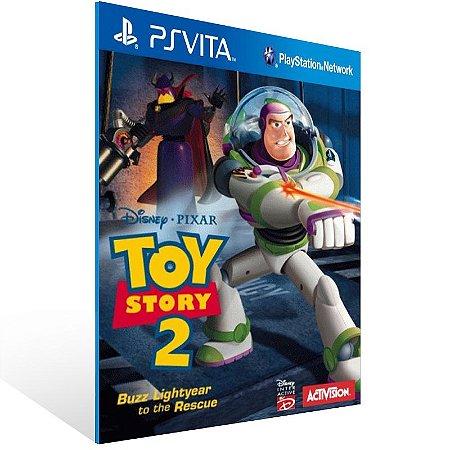 Ps Vita - Disney Pixar Toy Story 2 (PSOne Classic) - Digital Código 12 Dígitos US