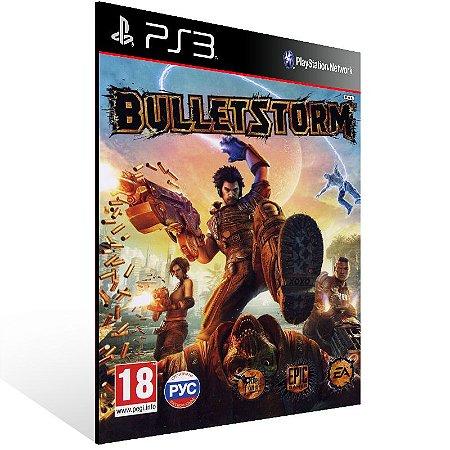 Ps3 - Bulletstorm - Digital Código 12 Dígitos US