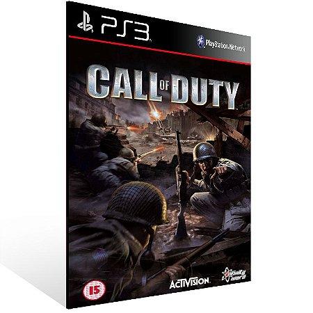 Ps3 - Call of Duty Classic - Digital Código 12 Dígitos US