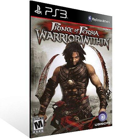 Ps3 - Prince of Persia Warrior Within HD - Digital Código 12 Dígitos US