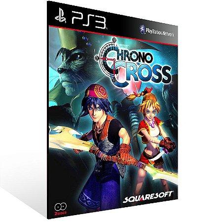 Ps3 - Chrono Cross (PSOne Classic) - Digital Código 12 Dígitos US