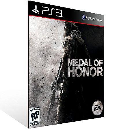 Ps3 - Medal of Honor (PSOne Classic) - Digital Código 12 Dígitos US