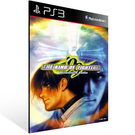 Ps3 - The King of Fighters '99 (PSOne Classic) - Digital Código 12 Dígitos US
