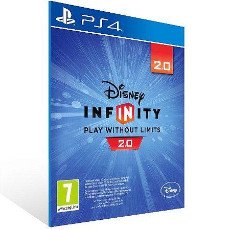 Ps4 - Disney Infinity (2.0 Edition) - Digital Código 12 Dígitos US