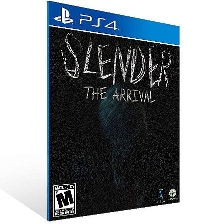 PS4 - Slender: The Arrival - Digital Código 12 Dígitos US