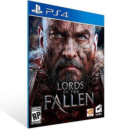 PS4 - Lords of the Fallen - Digital Código 12 Dígitos US