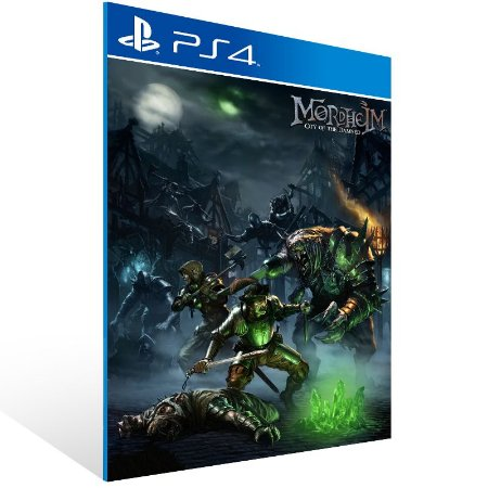 PS4 - Mordheim: City of the Damned - Digital Código 12 Dígitos US