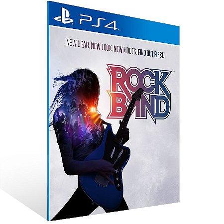PS4 - Rock Band 4 Rivals Bundle - Digital Código 12 Dígitos US