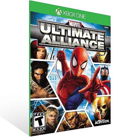 Xbox One - Marvel: Ultimate Alliance - Digital Código 25 Dígitos US