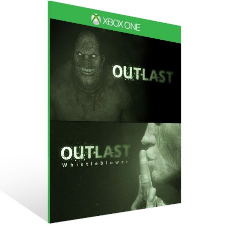 Xbox One - Outlast: Bundle of Terror - Digital Código 25 Dígitos US