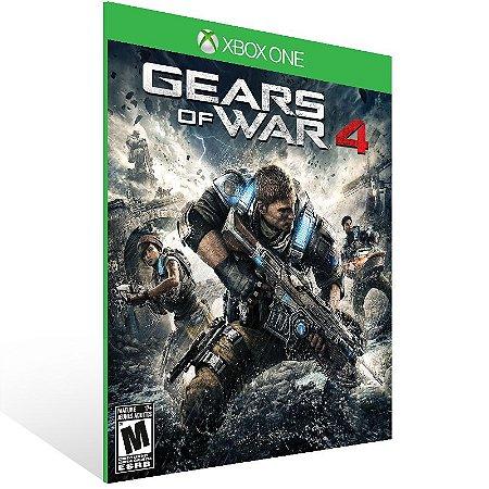 Xbox One - Gears of War 4 - Digital Código 25 Dígitos US