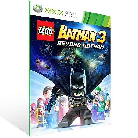 Xbox 360 - ALÉM DE GOTHAM - Digital Código 25 Dígitos US