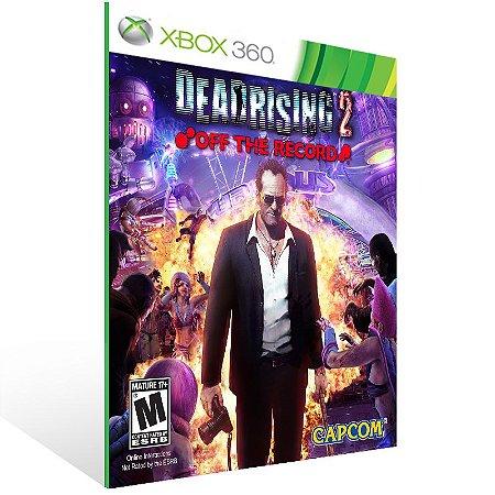 Xbox 360 - DEAD RISING 2 OFF THE RECORD - Digital Código 25 Dígitos US