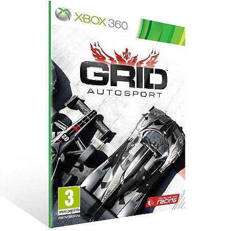 Xbox 360 - GRID Autosport - Digital Código 25 Dígitos US