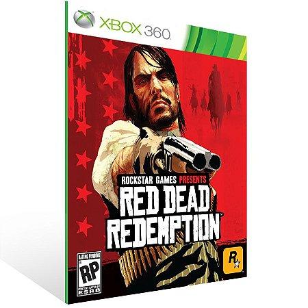 Xbox 360 - Red Dead Redemption - Digital Código 25 Dígitos US