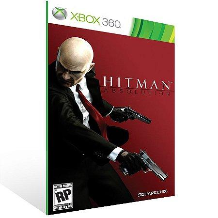 Xbox 360 - Hitman: Absolution - Digital Código 25 Dígitos US