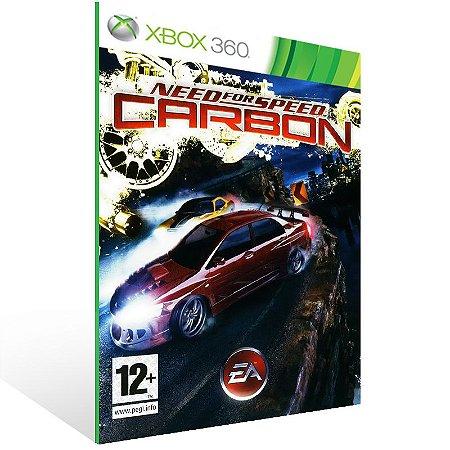 Xbox 360 - Need for Speed Carbon - Digital Código 25 Dígitos US