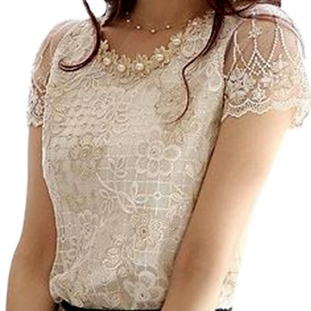 Blusa Lace Top