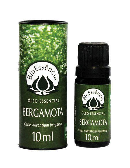 Óleo essencial de bergamota