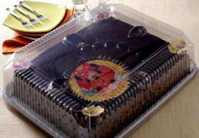 G78 Embalagem Torta Retangular Jumbo 5Kg