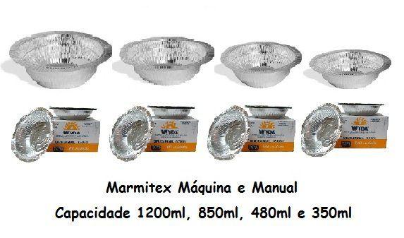 Marmitex de Aluminio WYDA