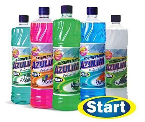 Desinfetante AZULIM Start aromas