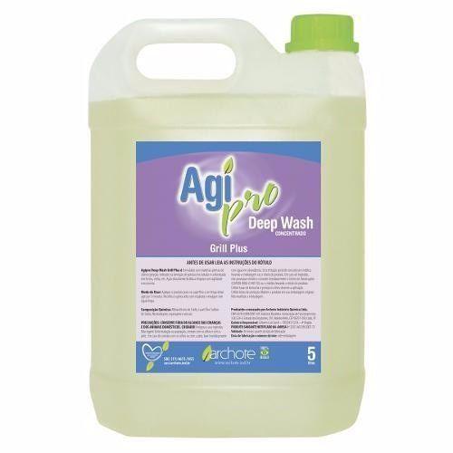 Desengordurante GRILL PLUS Archote 5 litros