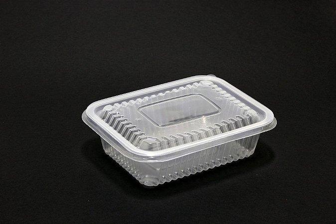 Embalagem Retangular Freezer e Microondas Starpack PP 03 750ml c/200un