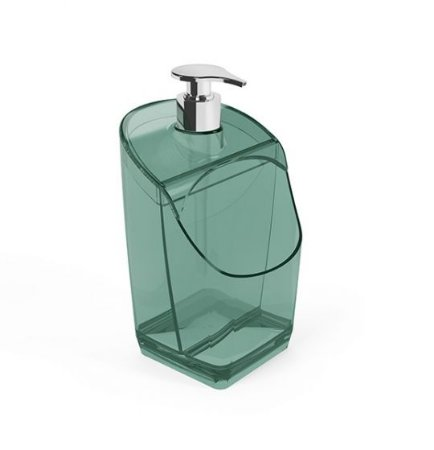 Dispenser detergente Esponja Transparente Uz