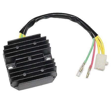 Regulador Retificador de Voltagem NX4 Falcon 400 99-08 Chiaratto
