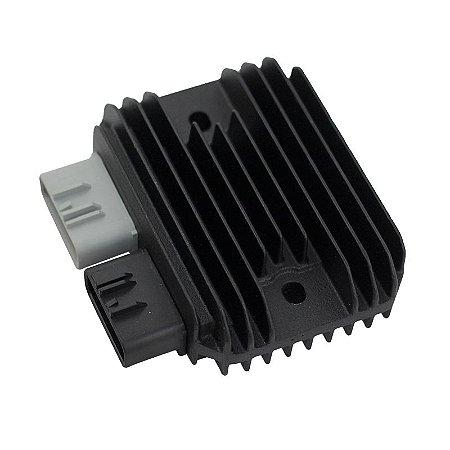 Regulador Retificador de Voltagem Ninja ZX 10 08-16 Chiaratto
