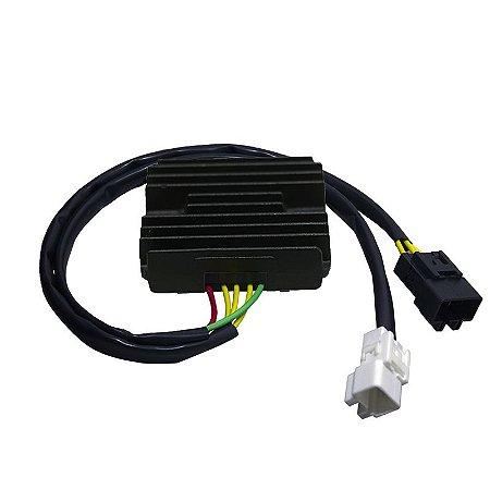 Regulador Retificador de Voltagem CB 1300 Super Four 05-09 Chiaratto