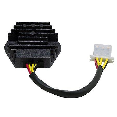 Regulador Retificador de Voltagem EN Vulcan 500 LTD 96-09 Chiaratto