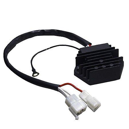 Regulador Retificador de Voltagem Virago 750 Chiaratto