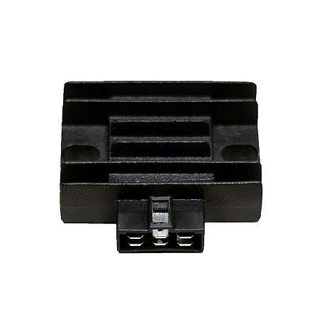 Regulador Retificador de Voltagem YS Fazer 250 05-09 Chiaratto