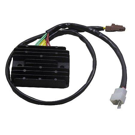 Regulador Retificador de Voltagem Beverly 250 06-09 Chiaratto