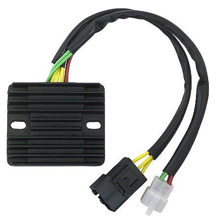 Regulador Retificador de Voltagem CBR 600 RR 03-06 Chiaratto